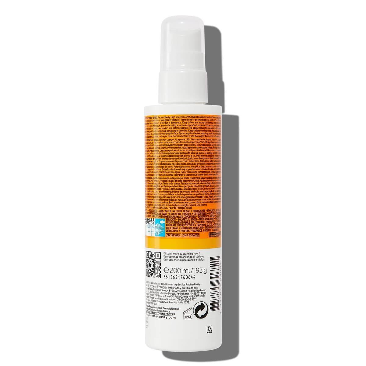 Invisible Spray SPF50