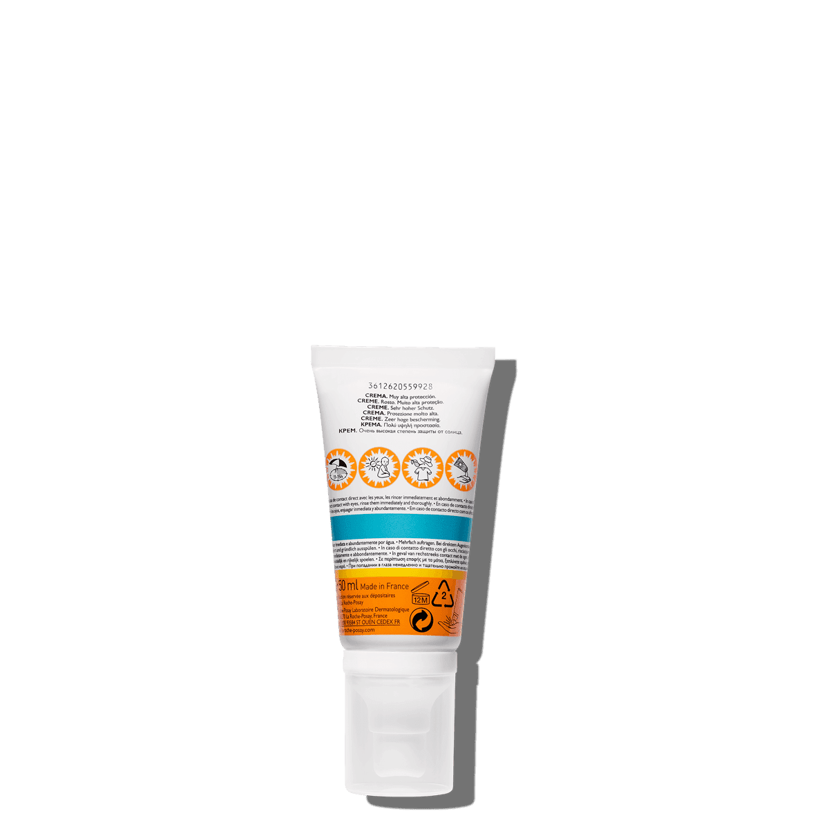 LaRochePosayProductPageSunAntheliosUltraFaceCreamSpf5050ml333787558923