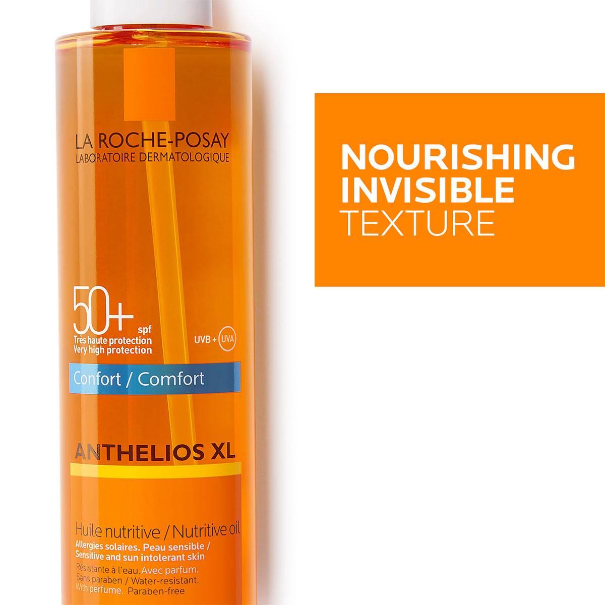 La Roche Posay ProductPage Sun Anthelios XL Nutritive Oil Spf50 200ml
