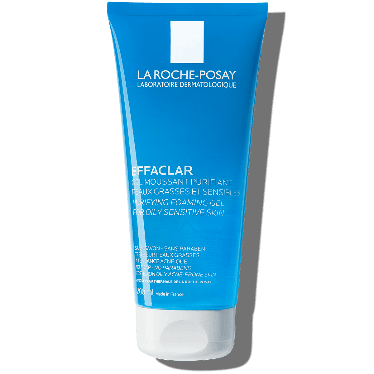 La Roche Posay Face Cleanser Effaclar Cleansing Foaming Gel 200ml 3337