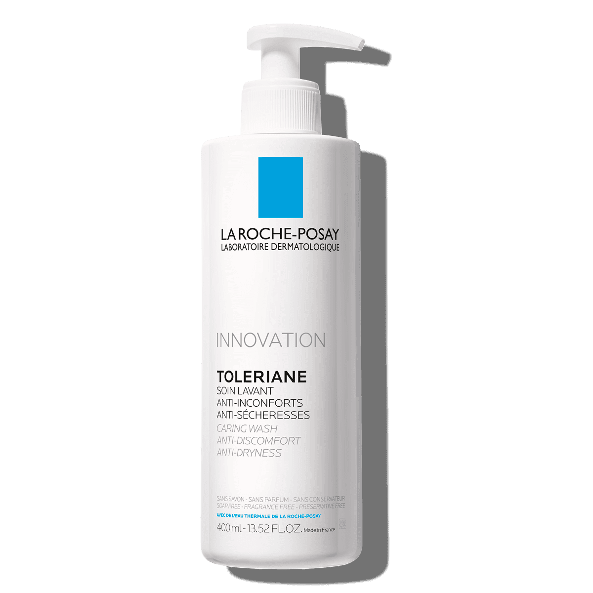 La Roche Posay ProductPage Sensitive Allergic Toleriane Caring Wash 40