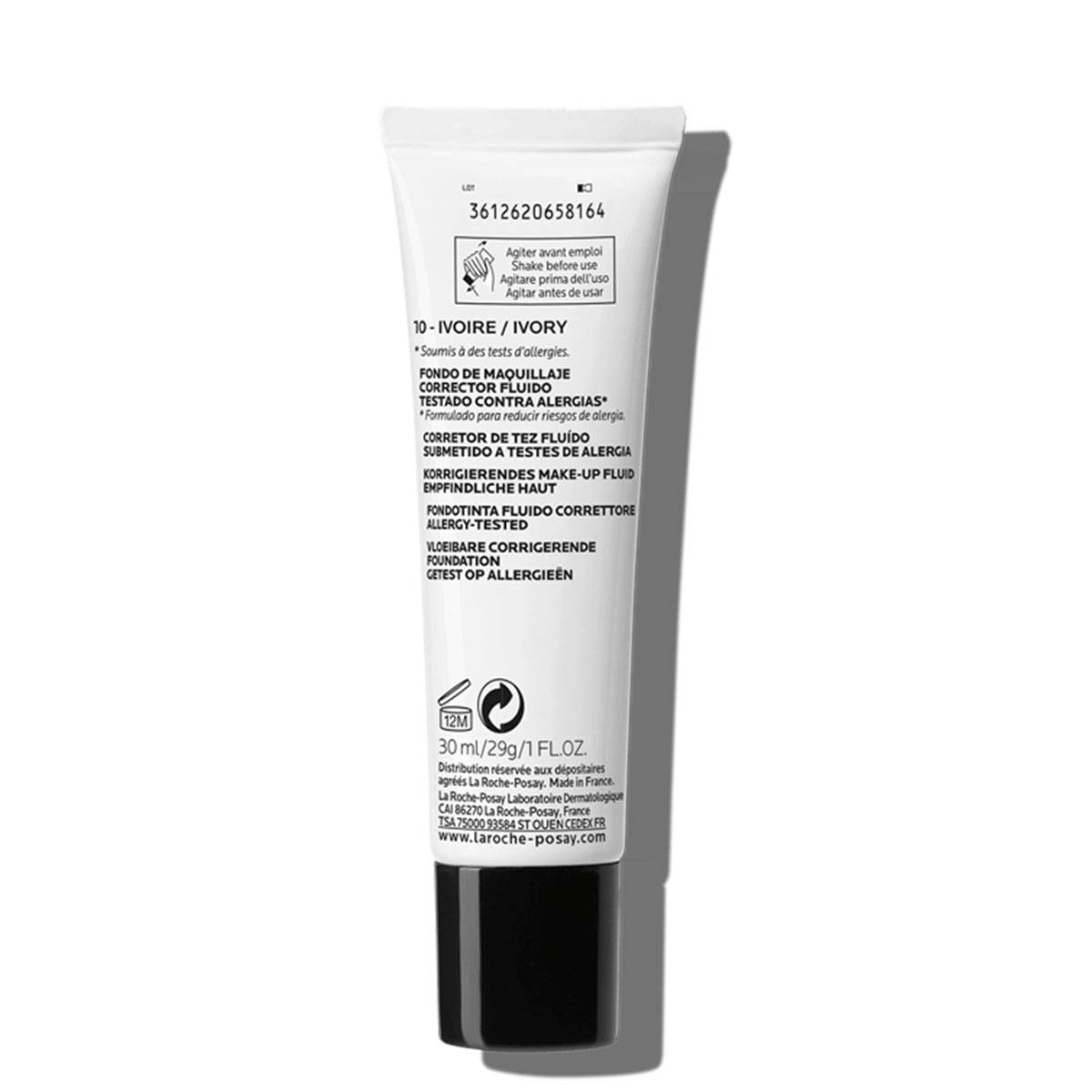 La Roche Posay Sensitive Toleriane Make up CORRECTIVE_LIQUID_FOUNDATIO