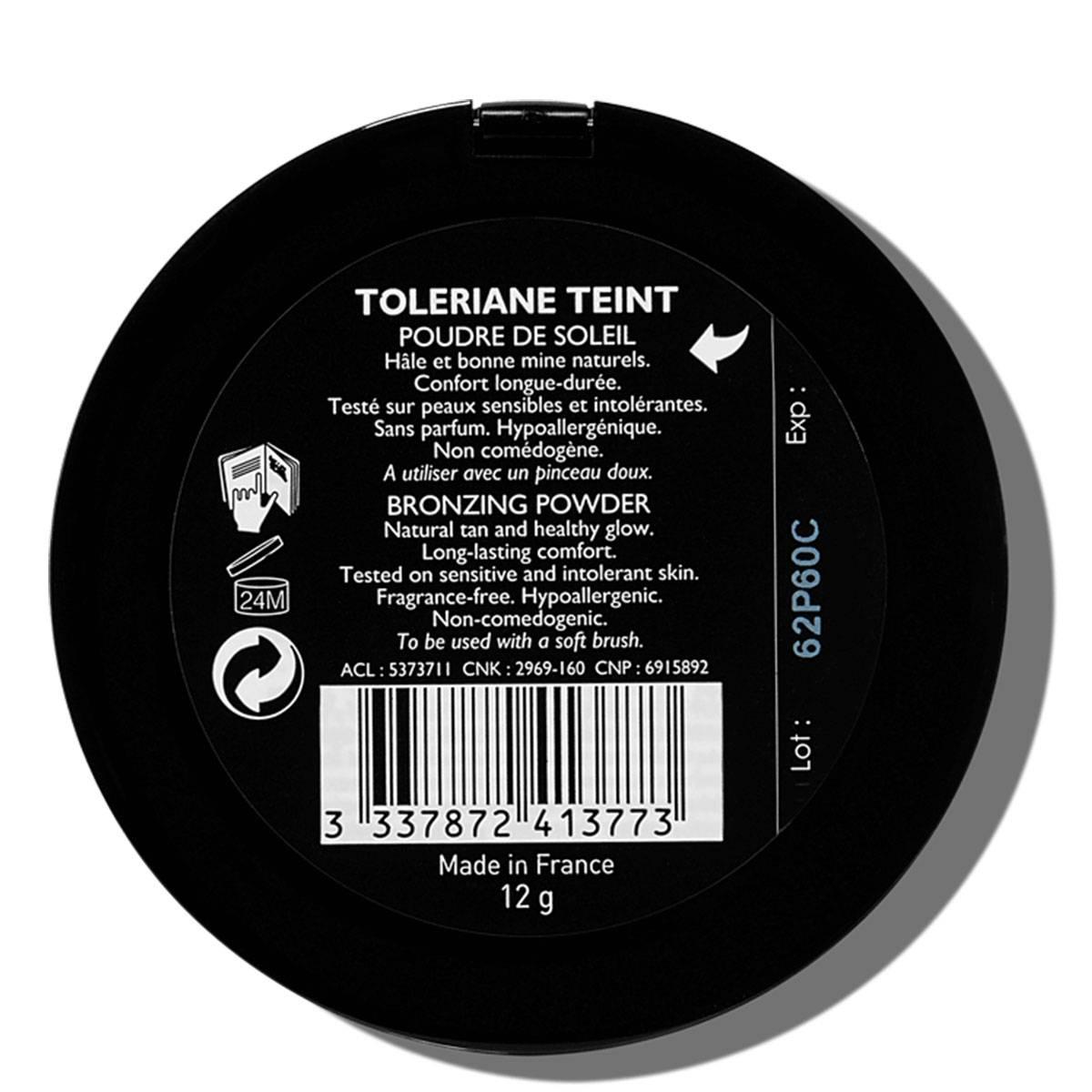 La Roche Posay Sensitive Toleriane Make up TEINT_SunPowder 33378724137