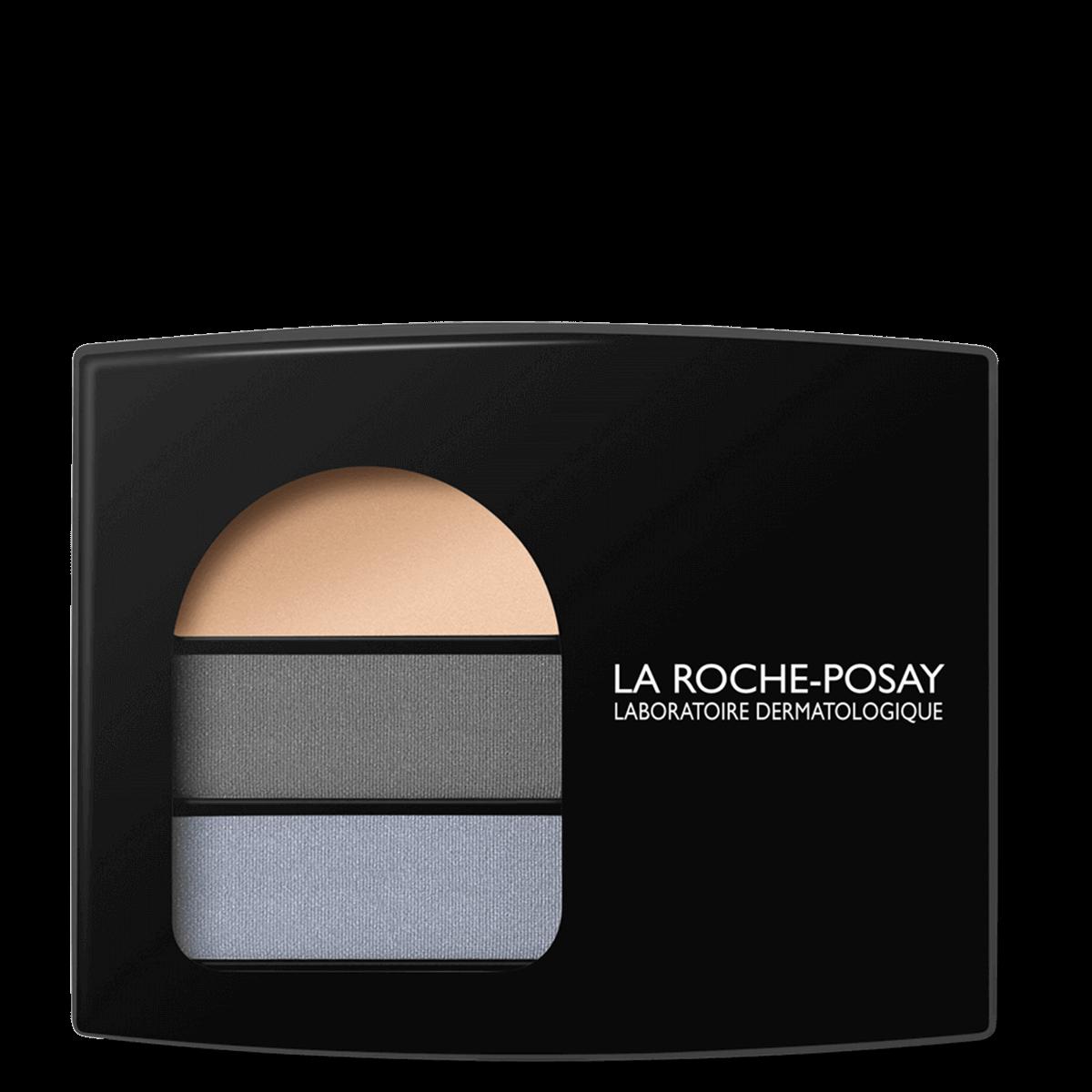 La Roche Posay Sensitive Toleriane Make up EYE_SHADOW_DuoSmokyGris 333